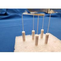 Buy cheap Custom Zirconia Ceramic Pin Gauge Plug Gages Zro2 Pins High Corrosion Resistant from wholesalers