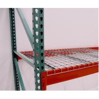 Buy cheap US Style Teardrop Pallet Rack for sale product