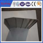 Buy cheap aluminium framing material manufacturer/ 6063 aluminium alloy profile for working flatform product