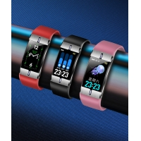 Buy cheap Body fat monitor nRF52832 IP68 waterproof  intelligence health bracelet product
