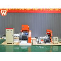 Buy cheap 15kw Fish Feed Extruder Machine Capacity 30kg/H-2t/H Low Power Consumption product