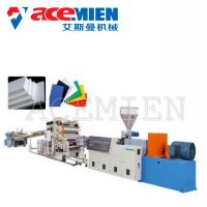 Buy cheap Thermocol Paper Foam Plate Making Machine PVC Free Foam Sheet Production product