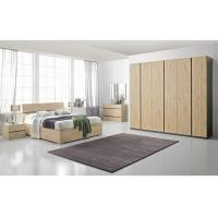 Buy cheap 6 Door Wardrobe Bedroom Furniture , Ready Assembled Bedroom Furniture Sets  product