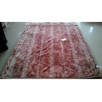 Buy cheap European style 2 ply quilt blanket  (mink blanket)/size 200X230CM super big from wholesalers