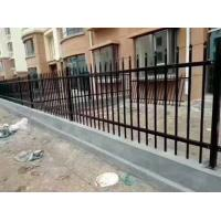Buy cheap Decorative iron fence/ Wrought iron fence/ Ornamental fence/ steel fence for home and garden decoration Europe style product