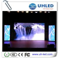 Buy cheap Light Weight 3mm Indoor Fast Installation Full Color LED Screen  product