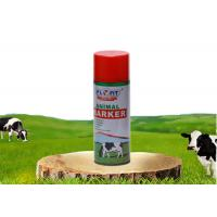 Quality Long Lasting Animal Spray Paint Extremely Fast Drying For Feeding Vaccination for sale