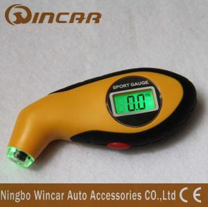 Buy cheap 12V 150psi Pressure Digital Tire Pressure Guage Precision With Customized Logo product