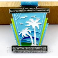 Buy cheap Professional metal medal maker in China, enameled metal medals and medallions making product