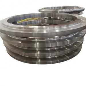 Buy cheap High Precision CNC Metal Forging Machine Parts 316 L Aluminium 7075 Forging Ring product