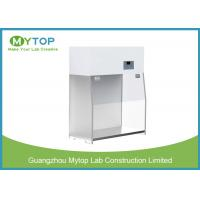 China Hospital Clean Room Lab Equipment Desktop Vertical Laminar Flow Hood Class 100 on sale