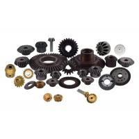 Buy cheap Aluminium Mechanical Gear Parts Straight Crown Bevel Gears DIN 3962 RoHS from wholesalers