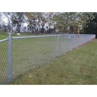 Buy cheap Chain Link Fence/ chain link fencing/pvc chain link fence/galvanized chain link fence product