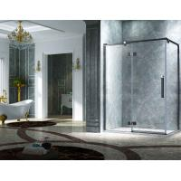 Buy cheap Elegant Design Semi Frameless Diamond Shape Shower Enclosure With Pivot Door, AB 3231-1 product