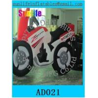 inflatable motorcycle for advertising