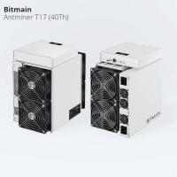 Buy cheap New Original Condition Bitcoin Cloud Mining Hardware Antminer T17 40T Lightweight product