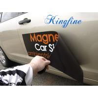 Buy cheap Waterproof Custom Magnetic Car Stickers , Pvc Vinyl Sticker For Fridge Window 1.5m Max product
