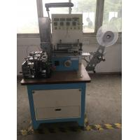 Buy cheap Automatic High Speed Ultrasonic Automatic Labeling Machine For Ribbon , Belt Cutting product