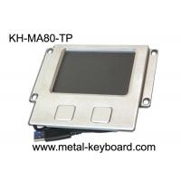 Buy cheap Rugged Industrial Touchpad Mouse with Stainless steel Panel Mount from wholesalers