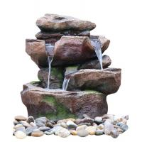 Buy cheap Aquaria Backyard Decorative Water Fountains For Home Easy Install product