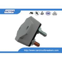 Quality Automatic Electric 5Amp 50Amp 24Volt Dc12V Car Circuit Breaker Single Pole for sale