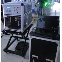 Buy cheap Compacted Glass Carving Machine , High Accuracy Laser Glass Etching Machine product