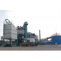 Buy cheap Diesel Fuel 30T Bitumen Tank Asphalt Mixing Plant With Auto Control System product