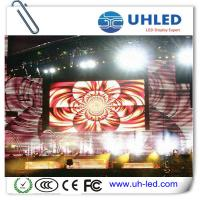 Buy cheap Fast Installation P4 Indoor Rental LED Screen For Stage Background 140° product