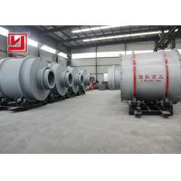China Three Cylinder Rotary Sand Dryer Machine For Drying Silica Sand Low noise on sale