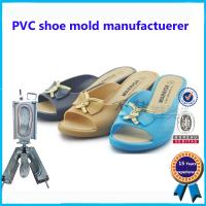 Buy cheap Steel PVC Shoe Upper Mould  Two Colors 30 - 49 Wide Size Range product