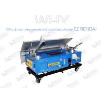 Buy cheap EZ-Robot stable  Automatic Rendering Machine For Internal Wall product