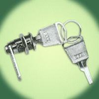 Buy cheap Cam Lock with Brass Key with Nickel Plating and 20-Combination Capacity for Cabinets and Furniture product