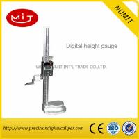 "Buy cheap 0-300mm/0-12"" Electronic Digital Height Gauge with Single Beam/Measuring calipers product"
