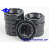 Buy cheap NBR Material Rubber Oil Seal , NOK Double Lip Oil SealFor High Temperature product