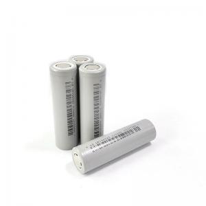 Buy cheap IEC62133 2500mAh 3.7V 18650 Lithium Ion Cells product