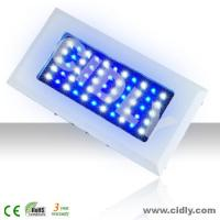 Buy cheap Dimmable 120W (55*3W) LED Aquarium Lights product
