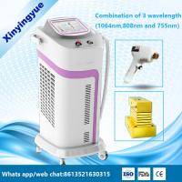 Diode permanent hair removing machine