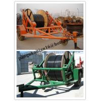Buy cheap low price Cable Winch,Cable Drum Trailer, new type Cable Drum Carrier product