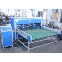 Quality Reduce Labor Mattress Wrapping Machine For Filling Foam Mattress Cover for sale