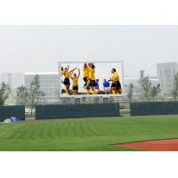 Buy cheap Customized SMD3535 Full Color Stadium LED Display Board Outdoor For Soccer product