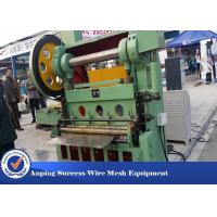Buy cheap Professional Metal Flattening Machine , Expanded Metal Lathe Machine 4KW product