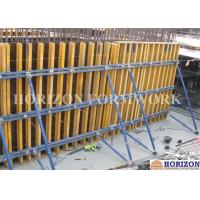 Quality H20 Timber Beam Wall Formwork Systems 6m Height Universal For Vertical Walls for sale