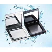 Buy cheap OEM ABS Empty Plastic Cosmetic Compact Containers Eyeshadow Custom LOGO product