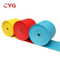 Buy cheap Acrylic Adhesive Tape Cross Linked PE Foam Closed Cell Thermal Insulation Customized product