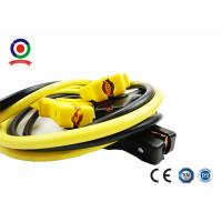 Buy cheap Essential Safety Car Battery Booster Cables 300A - 600A Insulated Color Coded Handles product