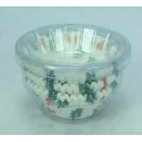 China colorful greaseproof cake cup on sale