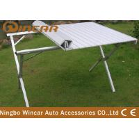 Buy cheap Professional  Outdoor Camping Tables , aluminum folding beach table product