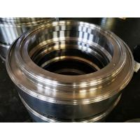 Buy cheap Rough Machining Forged Steel Rings For Mechanical Manufacture 50Kg-14000Kg from wholesalers