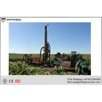 Buy cheap Rig Type Optional Water Well Drilling Rig 132Kw Working With Mud / Air product