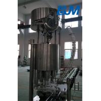 Quality Automatic PlastIc cap capping machien for water / juice / carbonated drink for sale